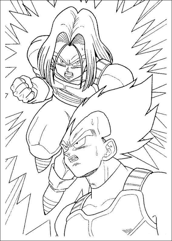 Dibujos-para-colorear-de-Dragon-Ball-Z (53)