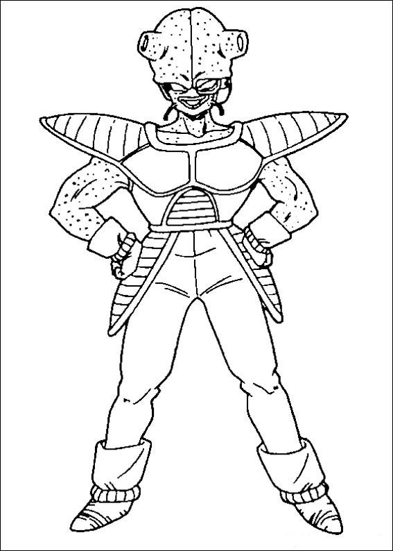 Dibujos-para-colorear-de-Dragon-Ball-Z (55)