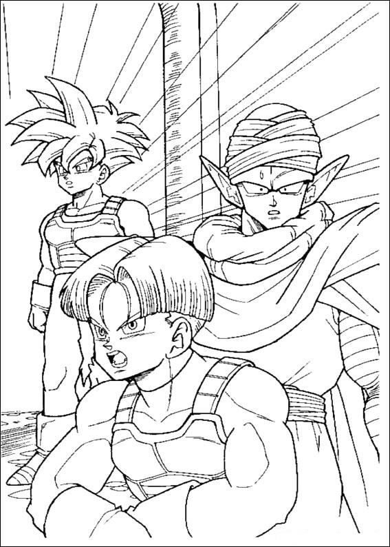 Dibujos-para-colorear-de-Dragon-Ball-Z (9)