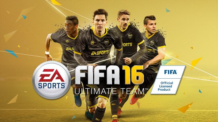 Fifa Ultimate Team 16