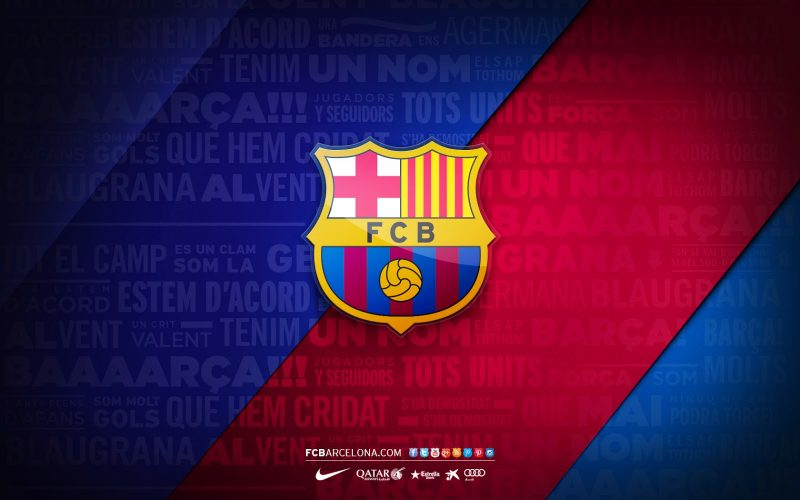 Fondo pantalla FB Barcelona Wallpaper 02