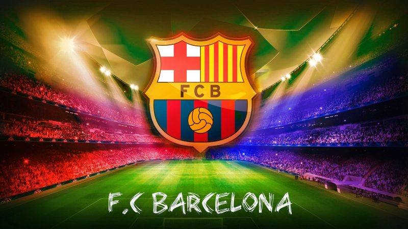 Fondo pantalla FB Barcelona Wallpaper 04