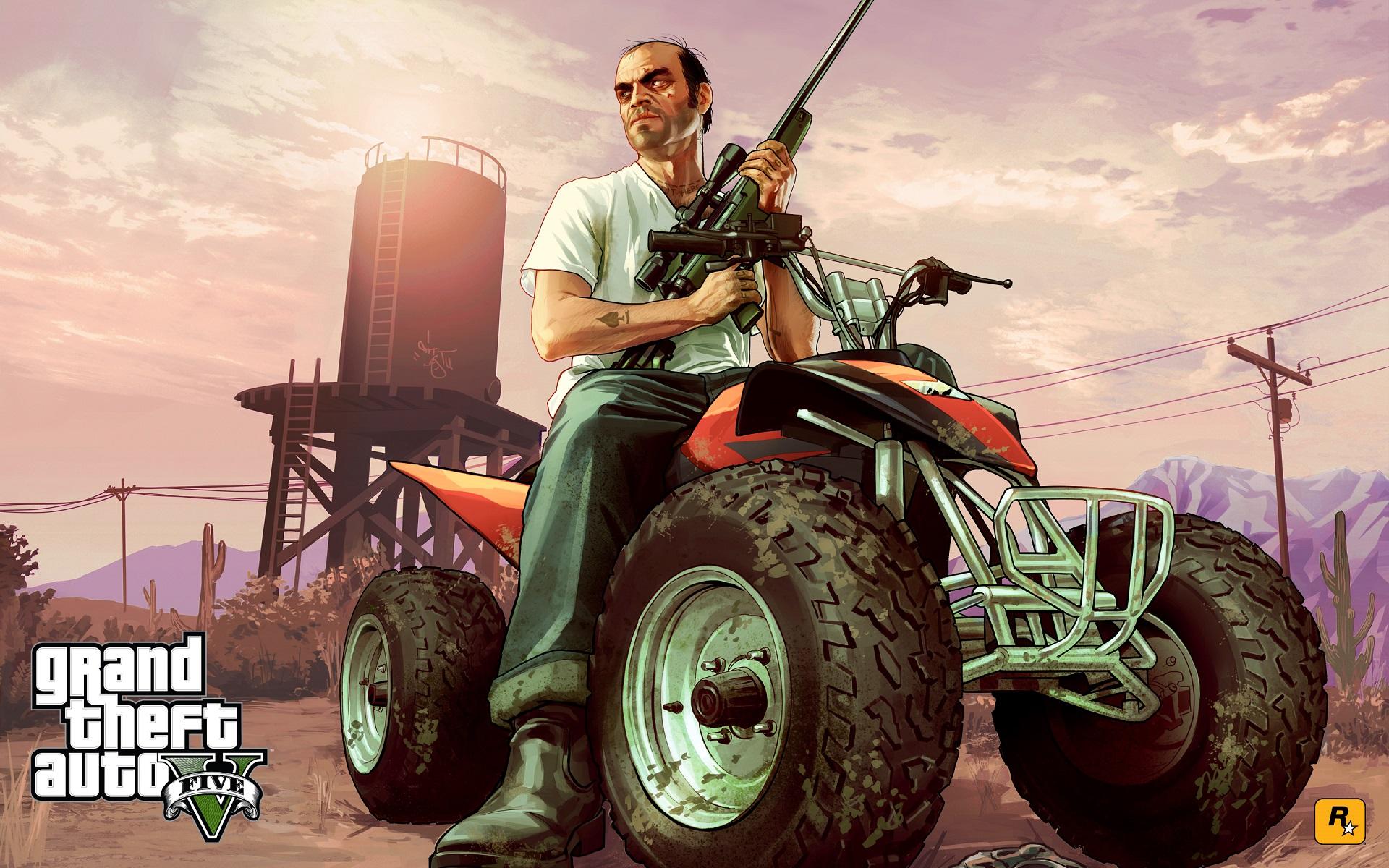 Fondos de pantalla de GTA 5 Wallpapers Grand Theft Auto V