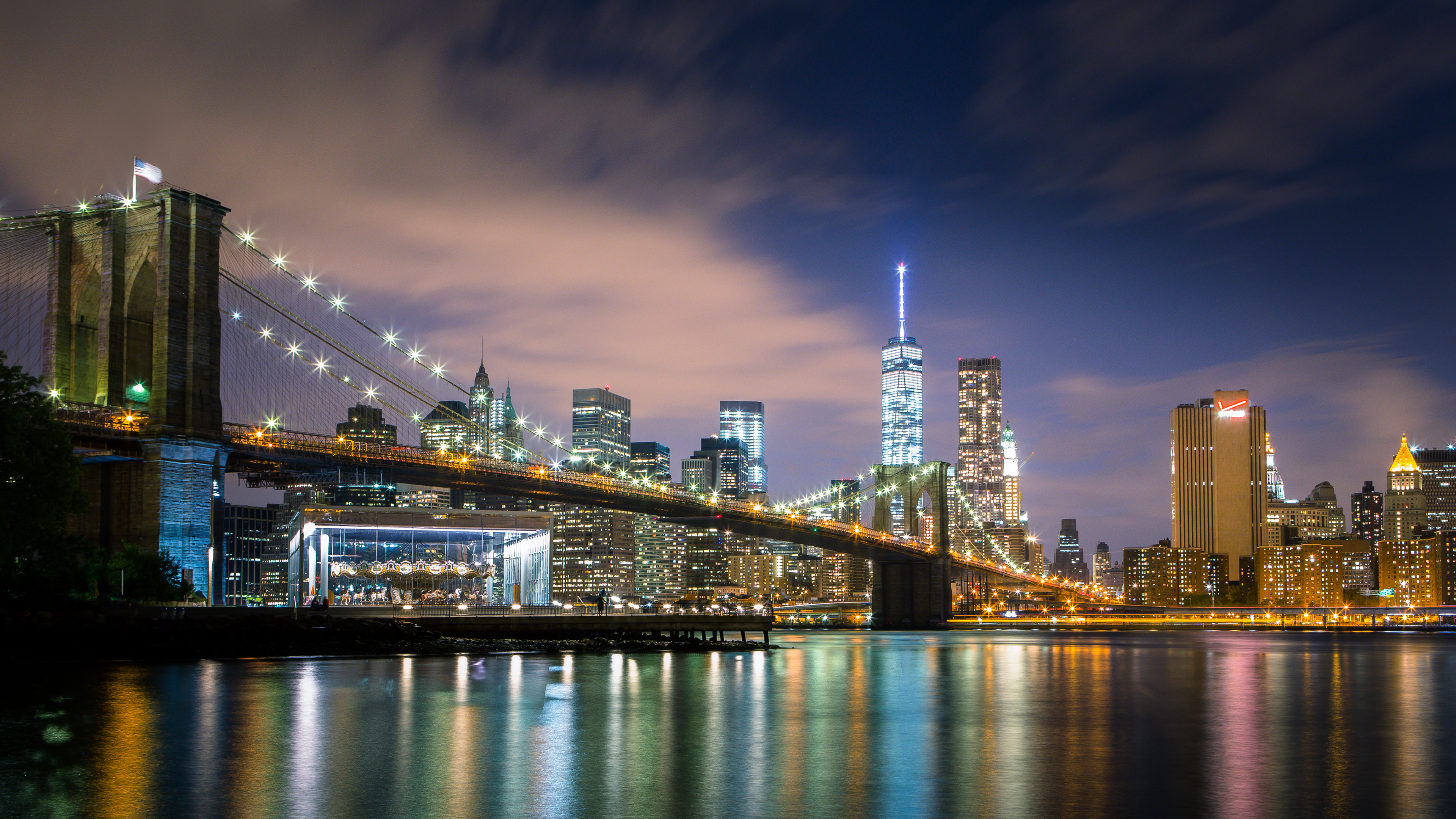 Fondos de pantalla de nueva york wallpapers new york hd for Immagini desktop new york