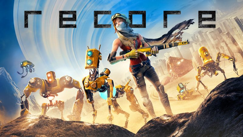 ReCore-Wallpapers