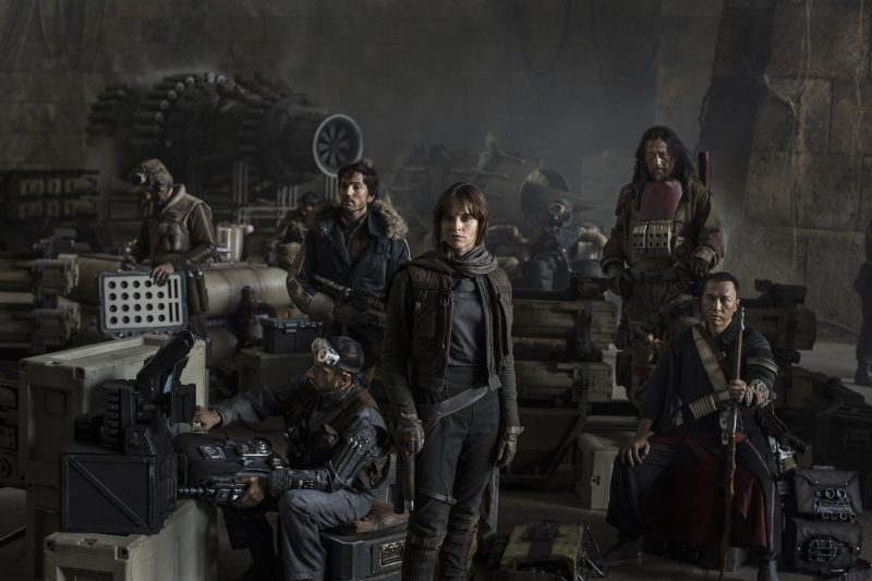 Star Wars Rogue One Una historia de Star Wars (1)
