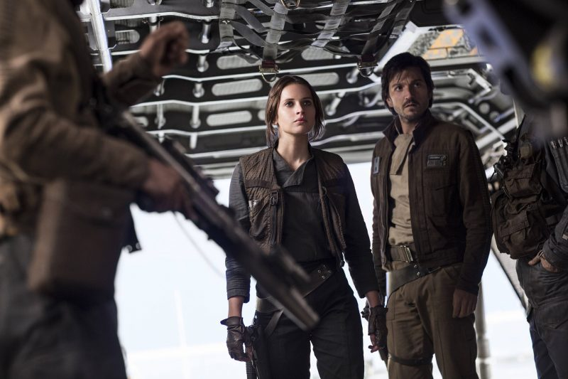 Star Wars Rogue One Una historia de Star Wars (10)