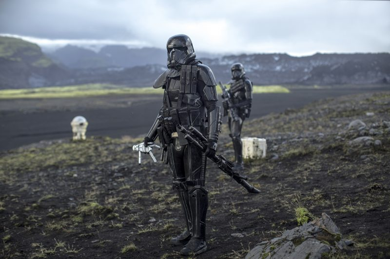 Star Wars Rogue One Una historia de Star Wars (7)