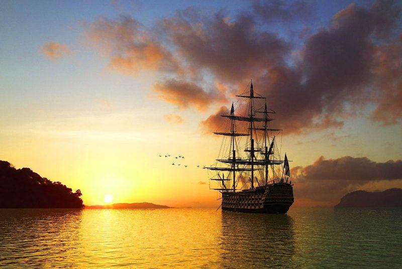 Fondos De Pantalla De Famosos: Barcos Piratas Wallpapers, Barcos Piratas Reales Fondos Hd