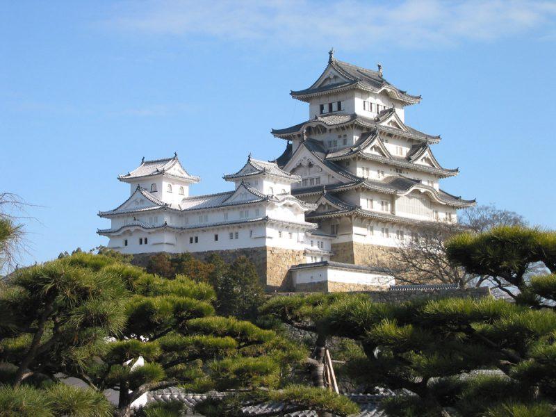 castillo-de-himeji-japon