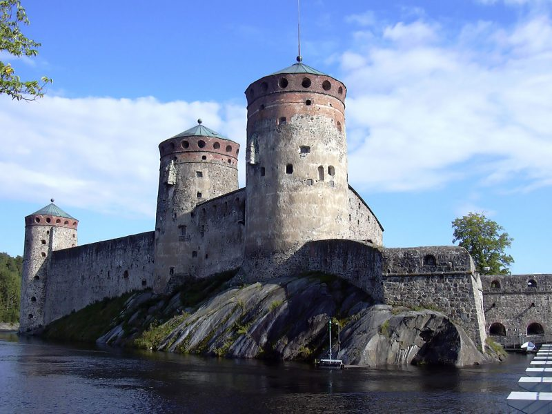 castillo-de-olavinlinna-finlandia