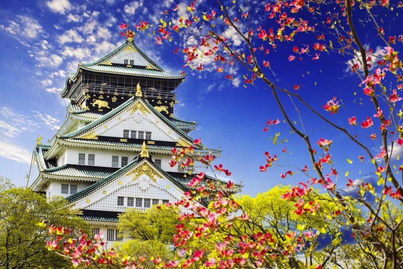 castillo-de-osaka-japon