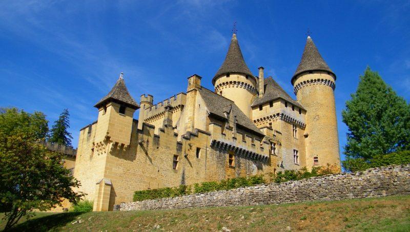 castillo-de-puymartin-francia
