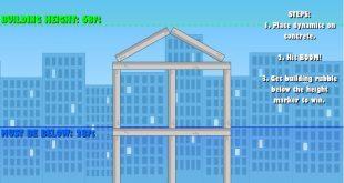 demolition-city-juego-de-demoliciones-flash