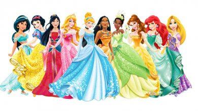 dibujos princesas disney