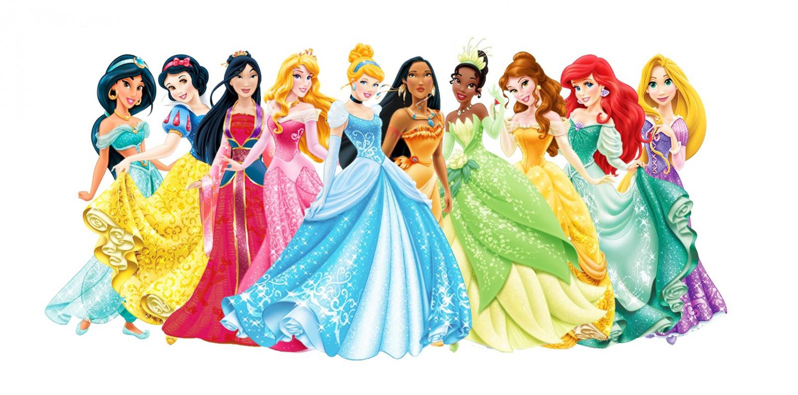 Dibujos Para Colorear De Disney Channel Para Imprimir: Dibujos De Princesas Disney Para Colorear E Imprimir Gratis