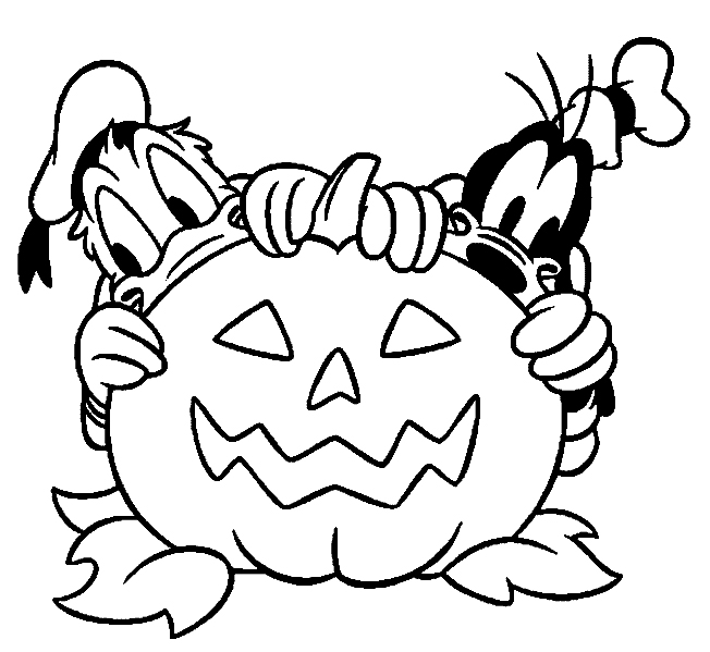 dibujos-halloween-disney