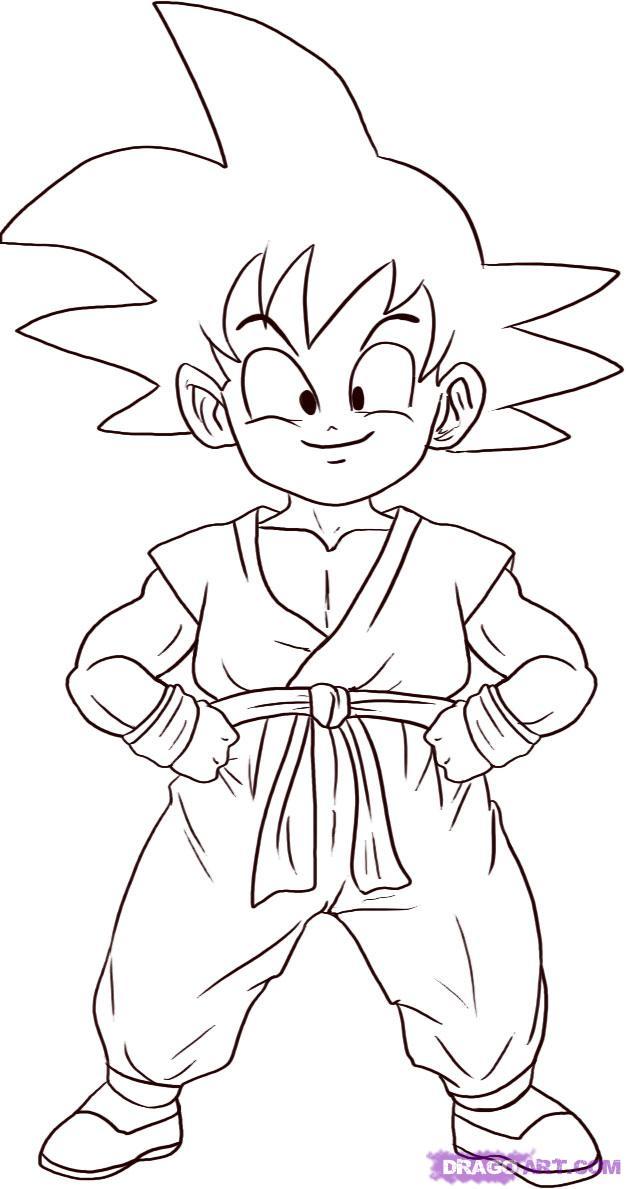 dibujos-para-colorear-de-goku (2)