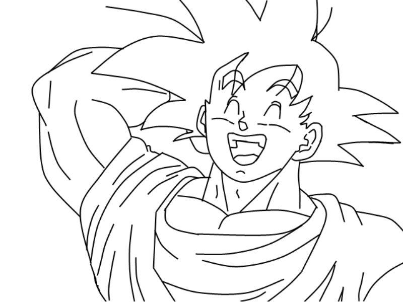 Mandalas De Dragones Para Colorear Descargar Imprimir Y: Dibujos Para Colorear De Goku