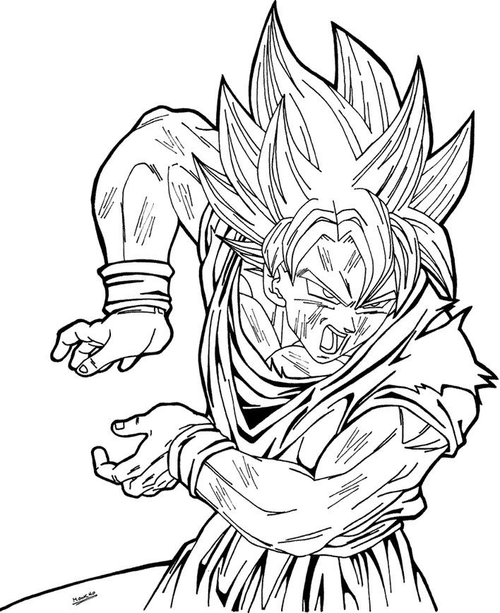 dibujos-para-colorear-de-goku (5)