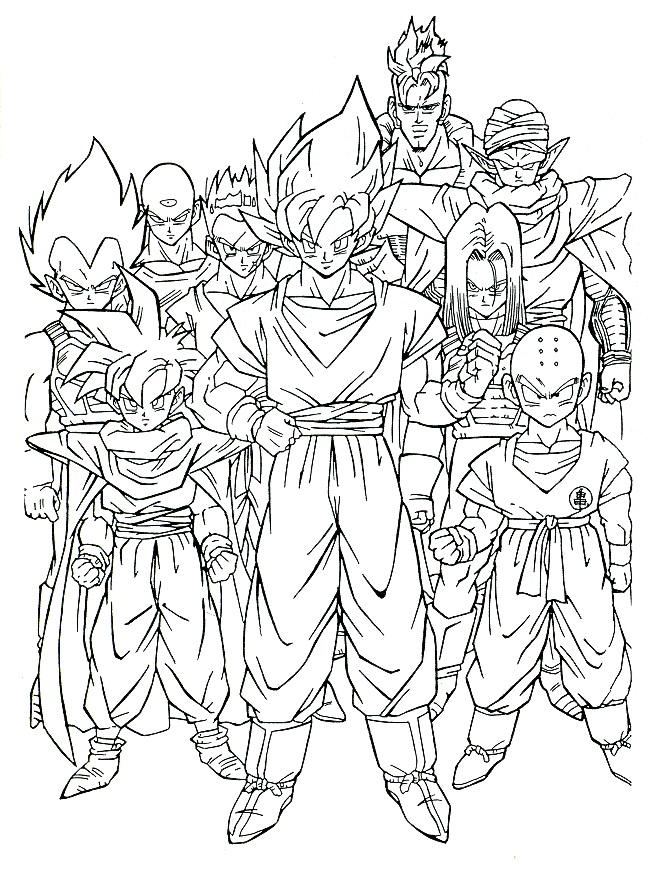 dibujos-para-colorear-de-goku (6)