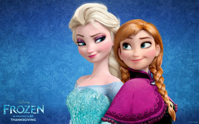 elsa-anna-frozen-disney-wallpaper-hd