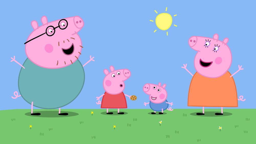 Peppa Pig Imagenes De Peppa Pig Gratis