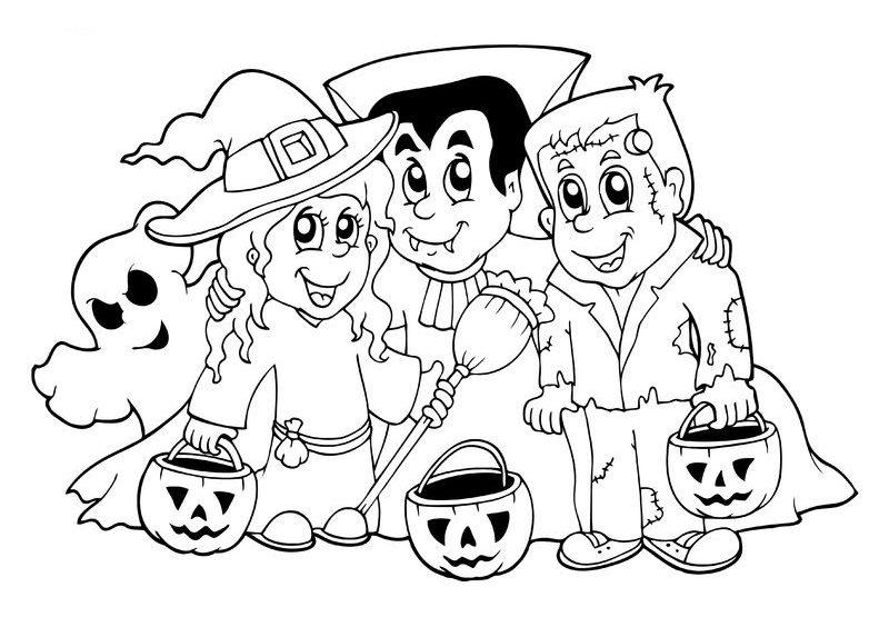 halloween-dibujos