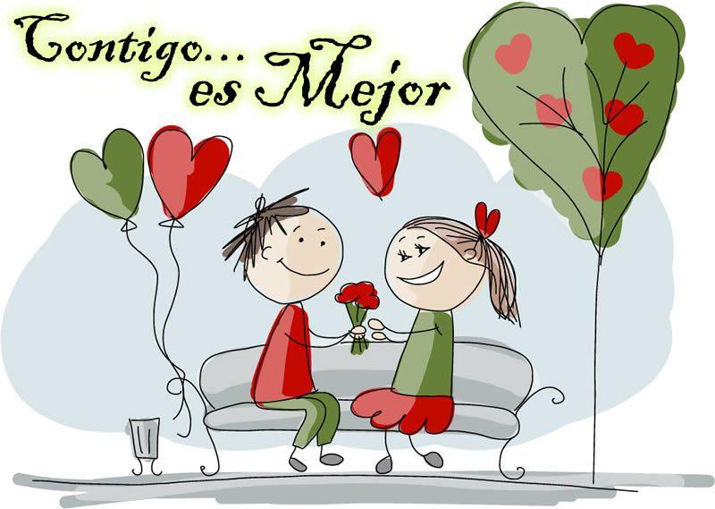 Imagenes De Amor Con Frases Romanticas Gratis