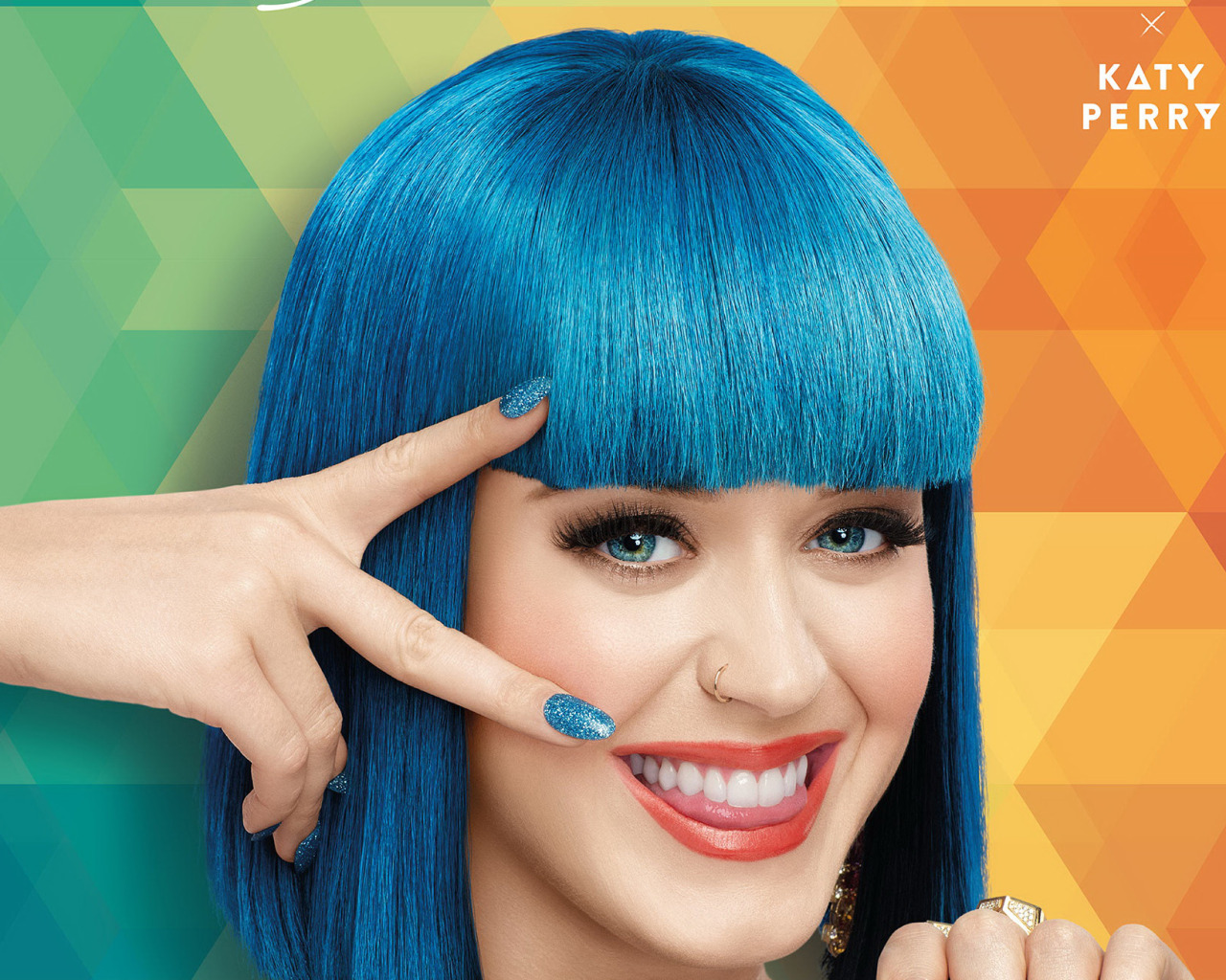 Katy perry i kissed a girl live performance - 1 part 10