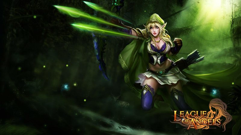 league-of-angels-II-game-wallpapers