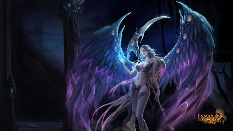 league-of-angels-alecta-angel-warrior-wallpaper