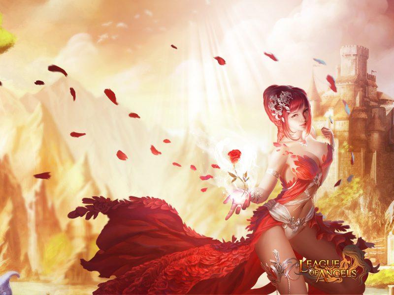 league-of-angels-amora-angel-warrior-wallpaper