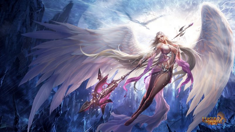 league-of-angels-fortuna-angel-warrior-wallpaper