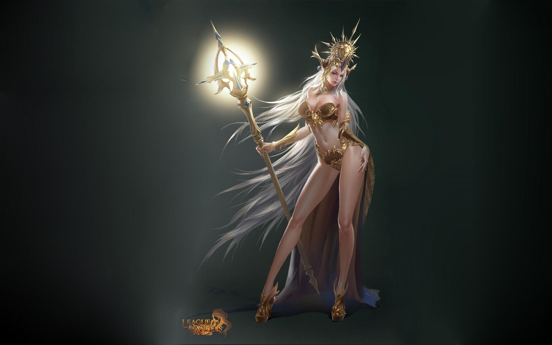 league of angels hot women