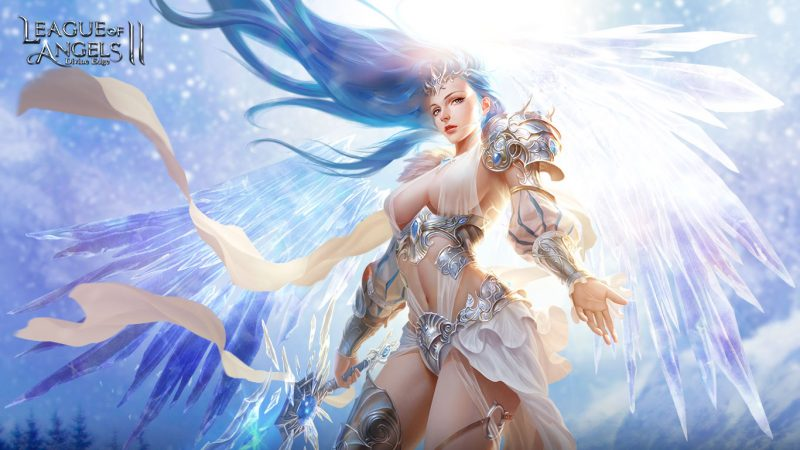 league-of-angels-glacia-angel-warrior-wallpaper