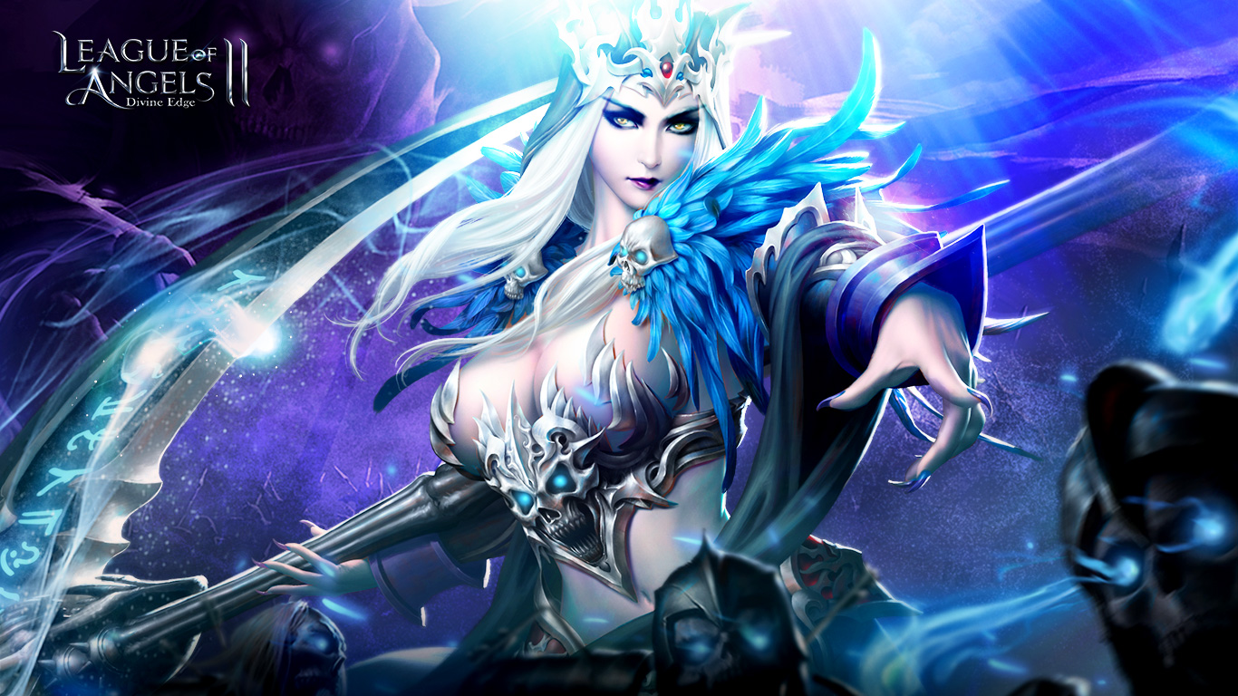 League Of Angels Wallpapers Angel Warrior Fantasy Wallpaper