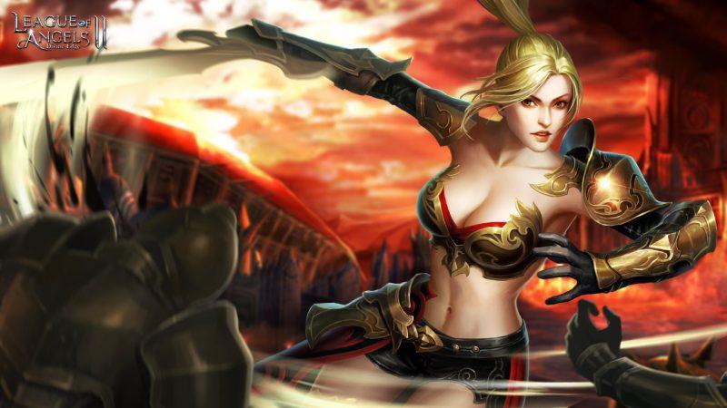 league-of-angels-karen-angel-warrior-wallpaper