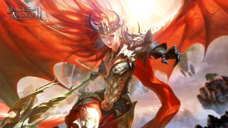 league-of-angels-theresa-angel-warrior-wallpaper