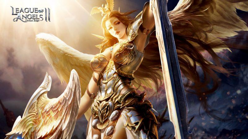 league-of-angels-victoria-angel-warrior-wallpaper