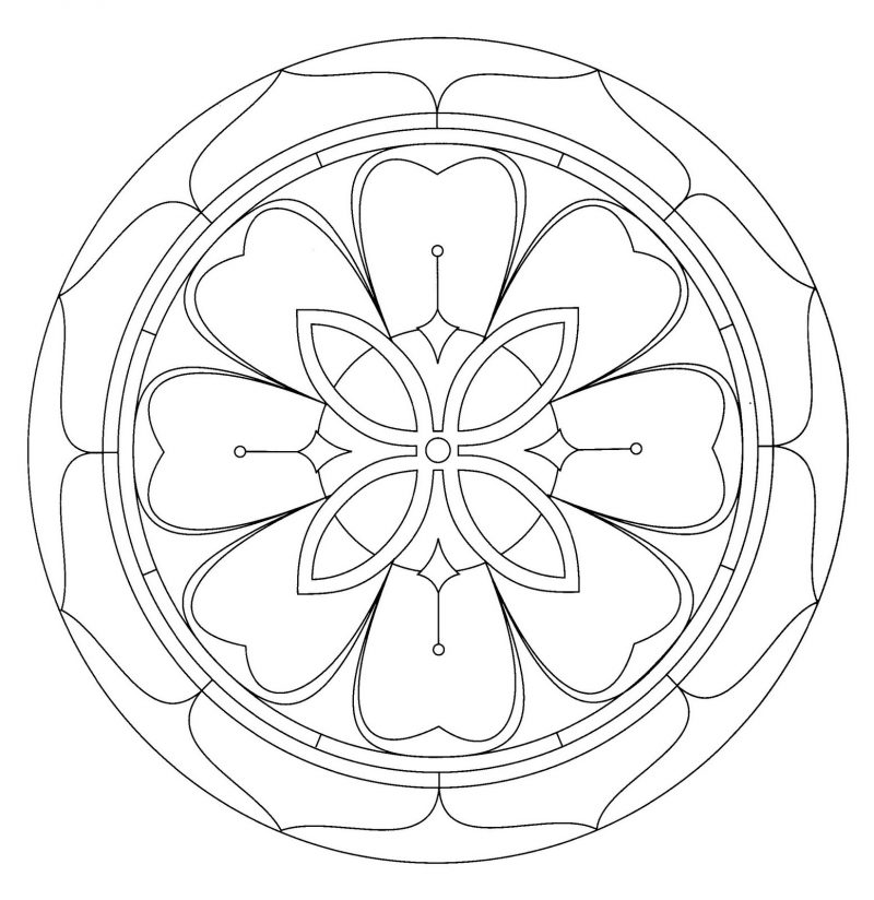 mandala-floral-colorear