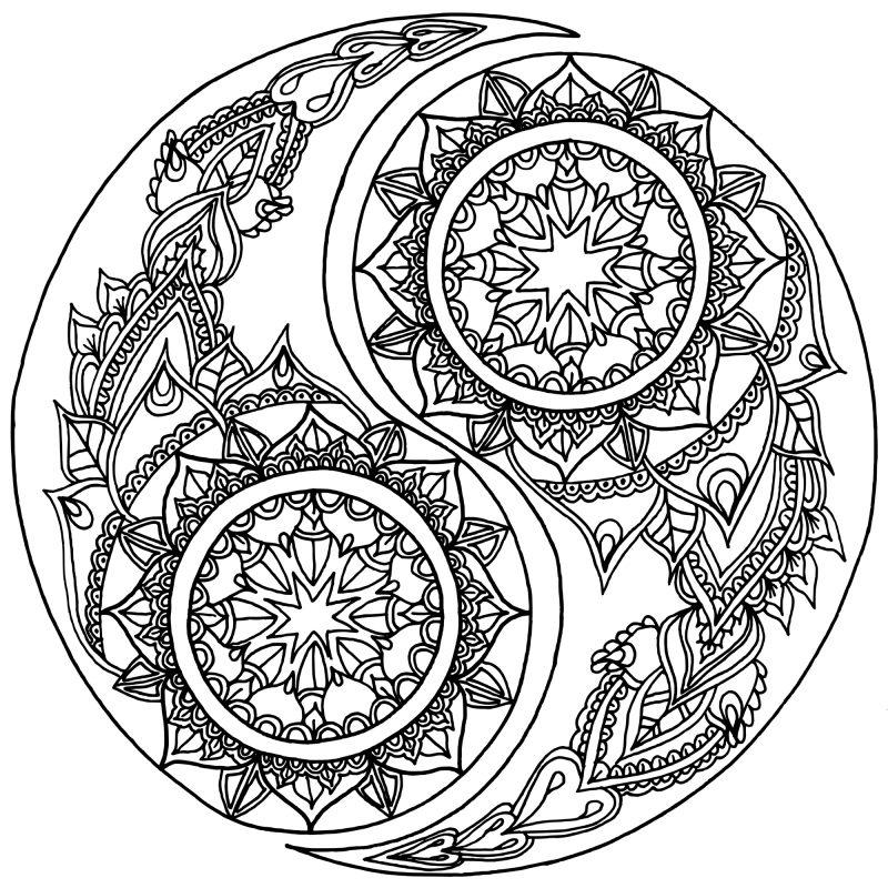 mandala-yin-yang
