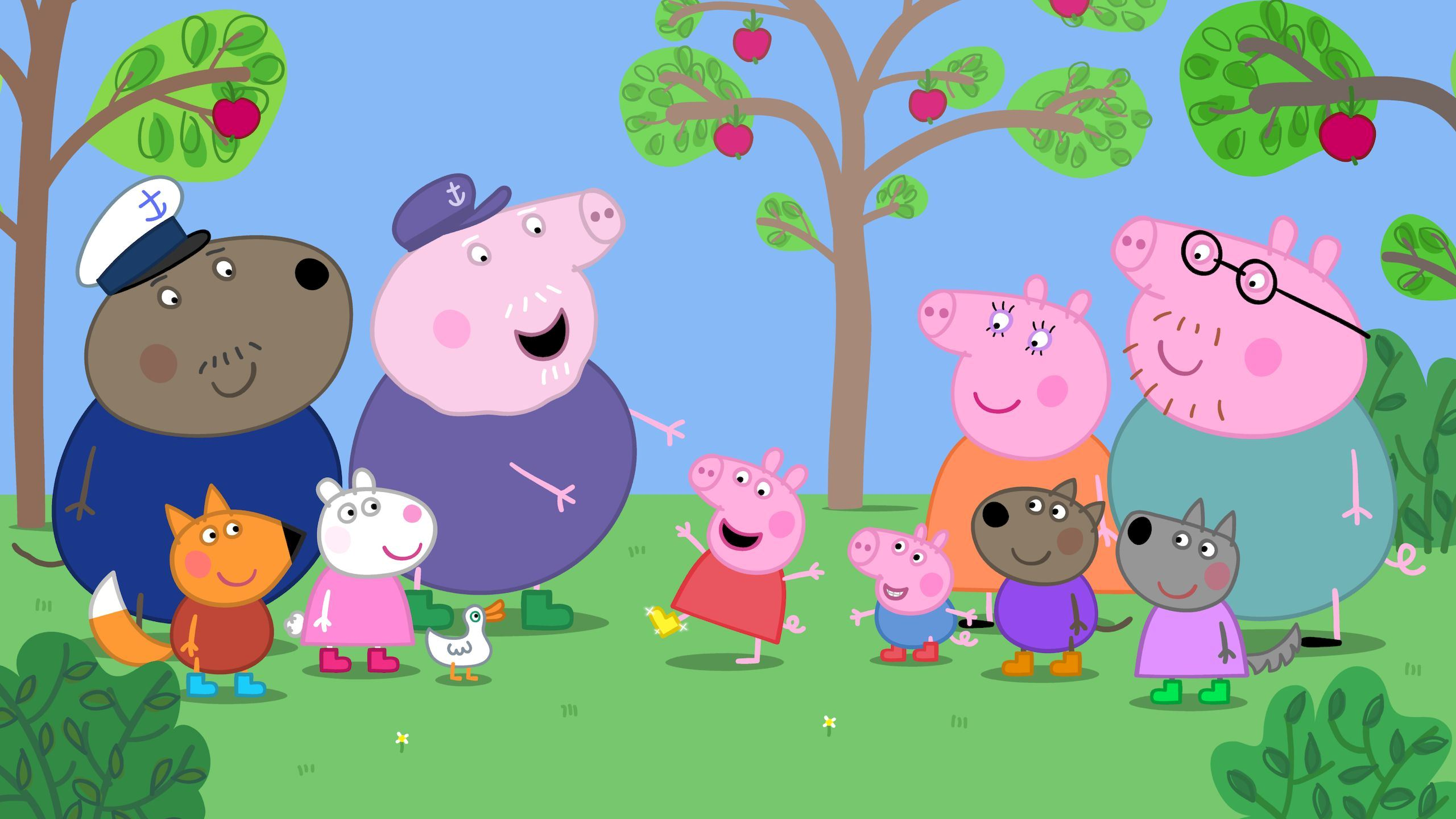 Dibujos de Peppa Pig for Android - APK Download
