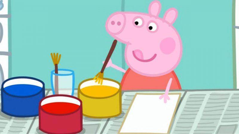 peppa-pig-dibujando-imagenes-gratis