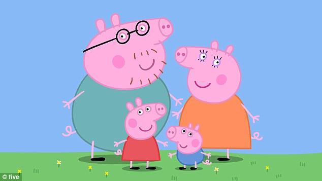 Peppa Pig, Imgenes De Peppa Pig Gratis-5228