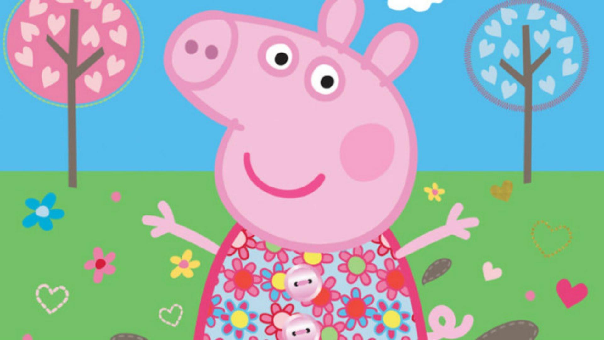 Fondos De Pantalla Wallpapers Gratis: Fondos Peppa Pig, Wallpapers Peppa Pig