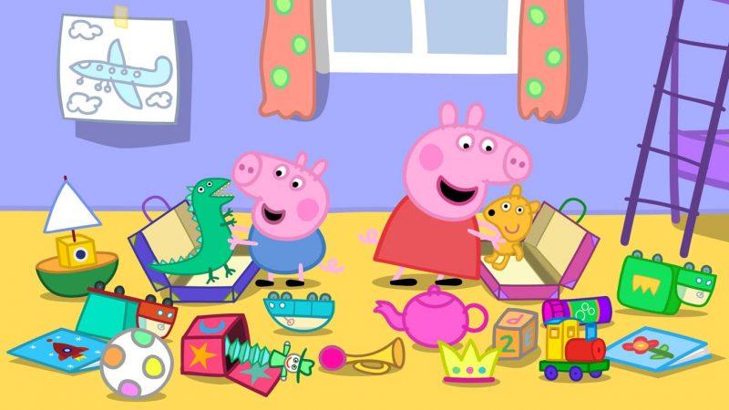 peppa-pig-jugando-fondos-gratis