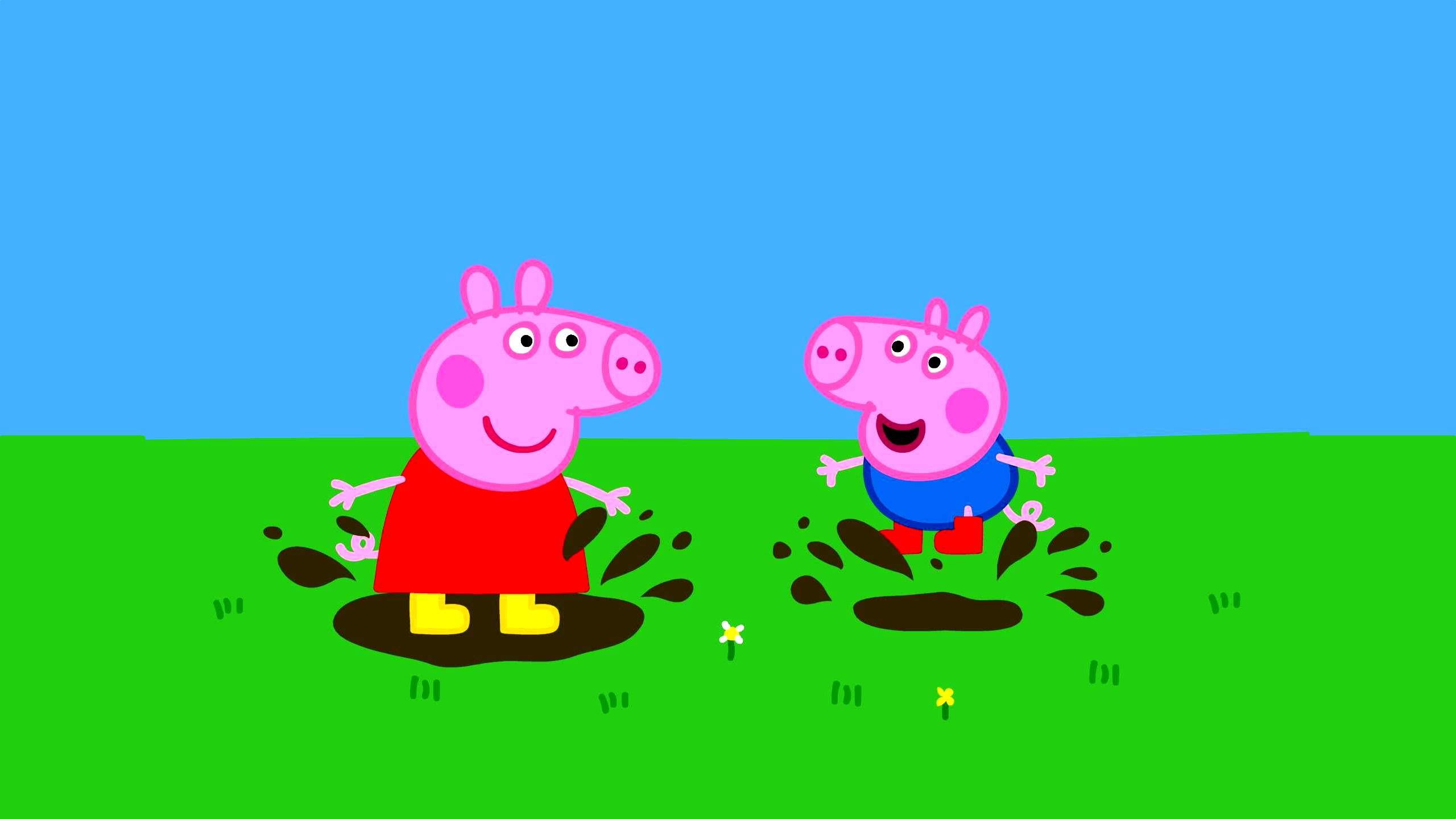 pics photos peppa pig backgrounds