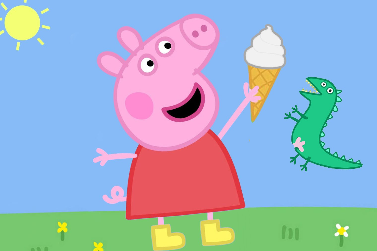 Plantillas Para Colorear Peppa Pig Photo Collection