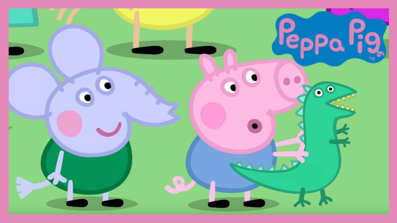 Peppa pig im genes de peppa pig gratis for En youtube peppa pig